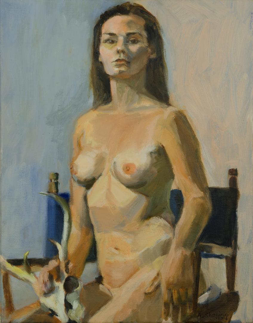 Shapiro nude